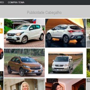 Tema Pics WordPress